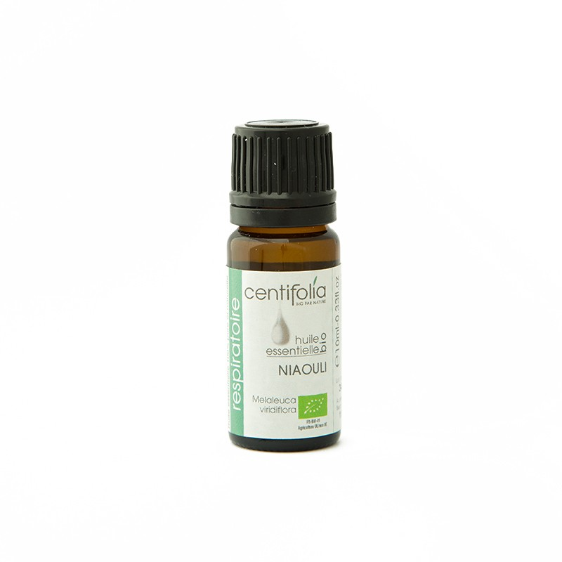 Organic NIAOULI essential oil - 10ml