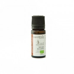 Organic clary sage essential oil - 10ml