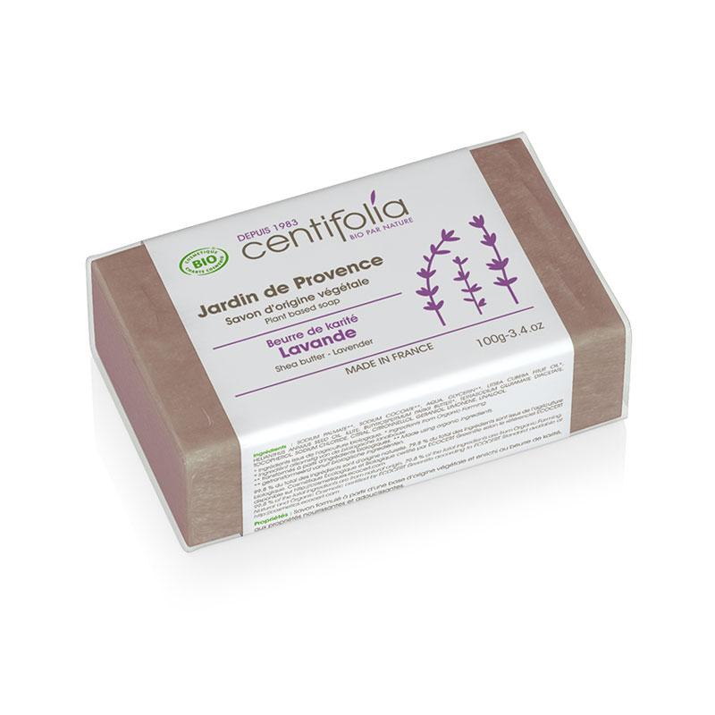 Savon Bio Parfume A La Lavande Centifolia Bio