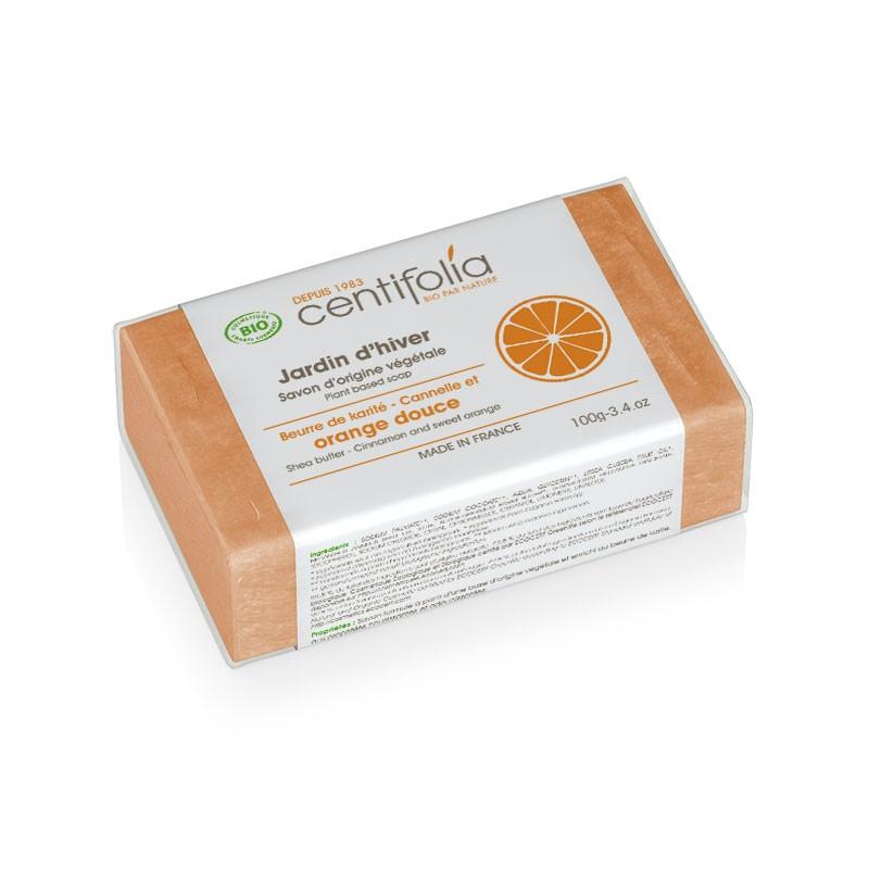 Plant based soap - Jardin d'hiver