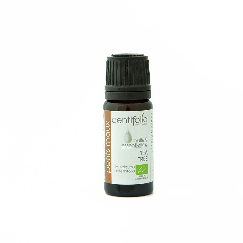 Organic TEA TREE essential oil: 10ml/30ml
