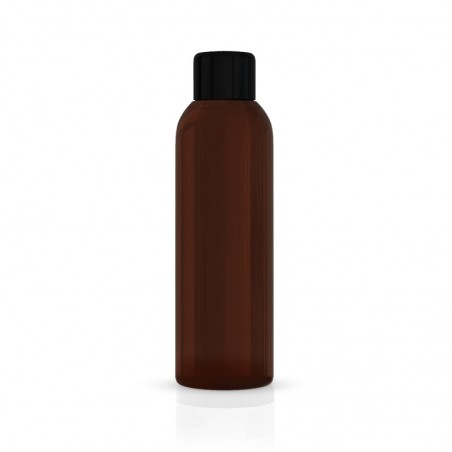 100ml brown bottle with dispensing cap