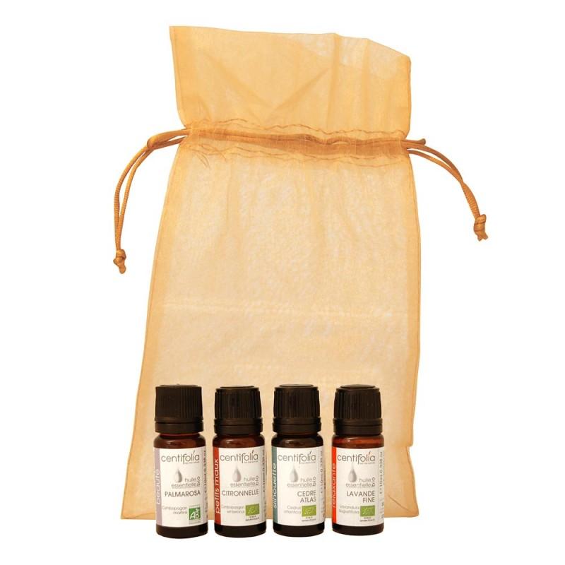 Pack huiles essentielles: Les indispensables de l'été