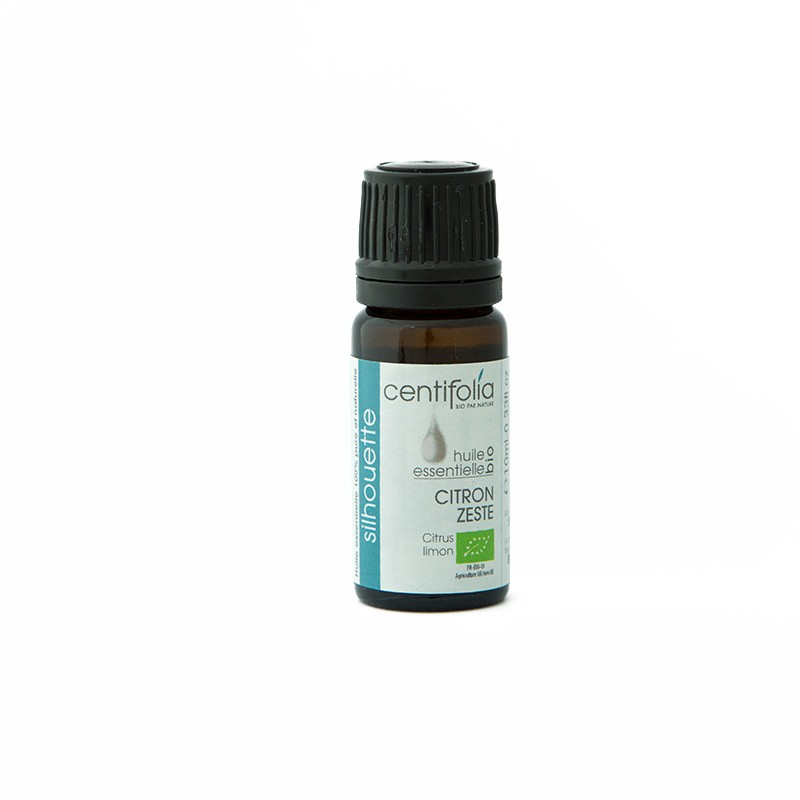 Organic LEMON ZEST essential oil - 10ml/30ml