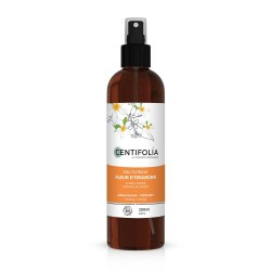Orange blossom organic floral water