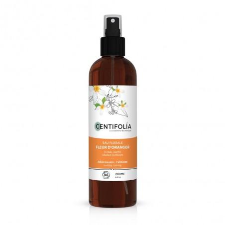 Orange blossom organic floral water