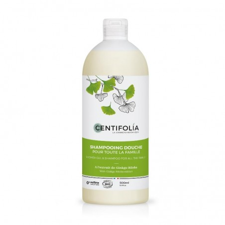 Shower gel & shampoo for all the family