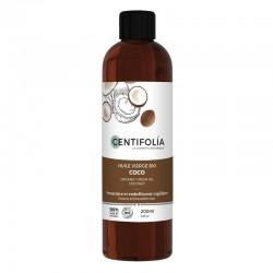 Coconut organic virgin oil