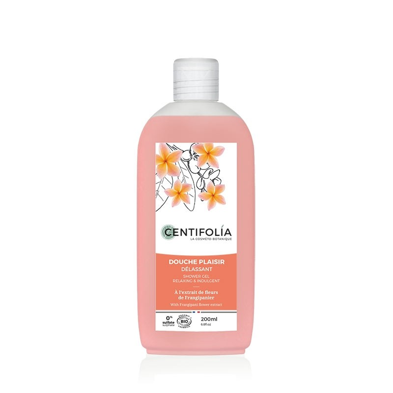 Relaxing & indulgent shower gel