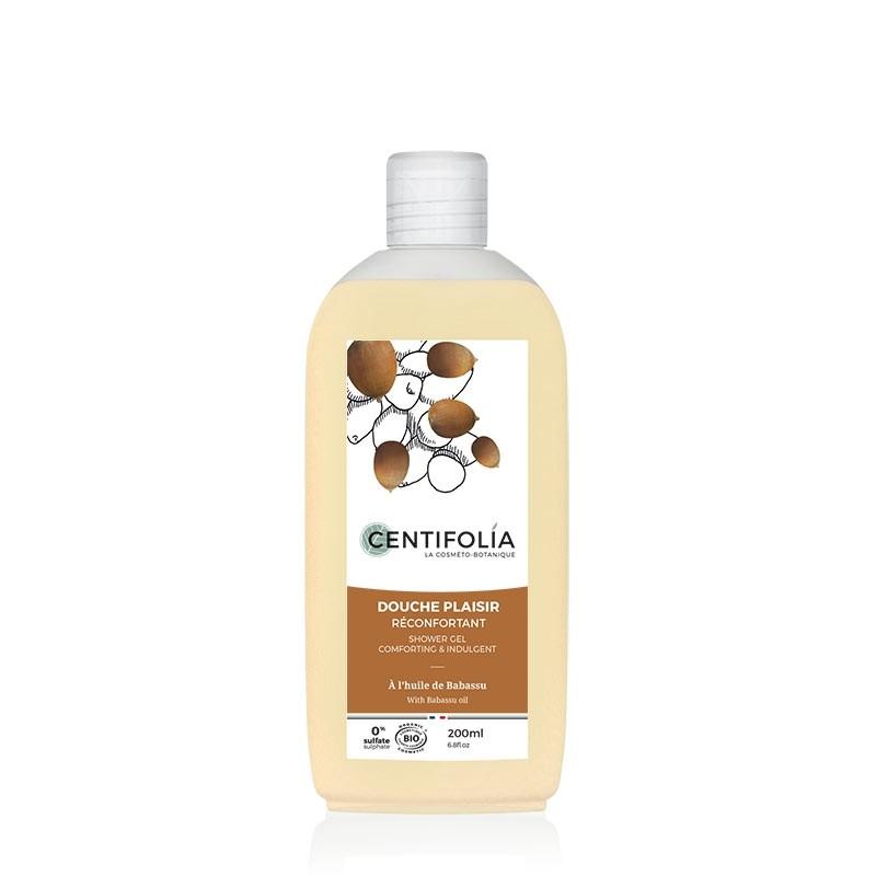 Comforting & indulgent shower gel