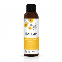 Arnica organic macerated oil