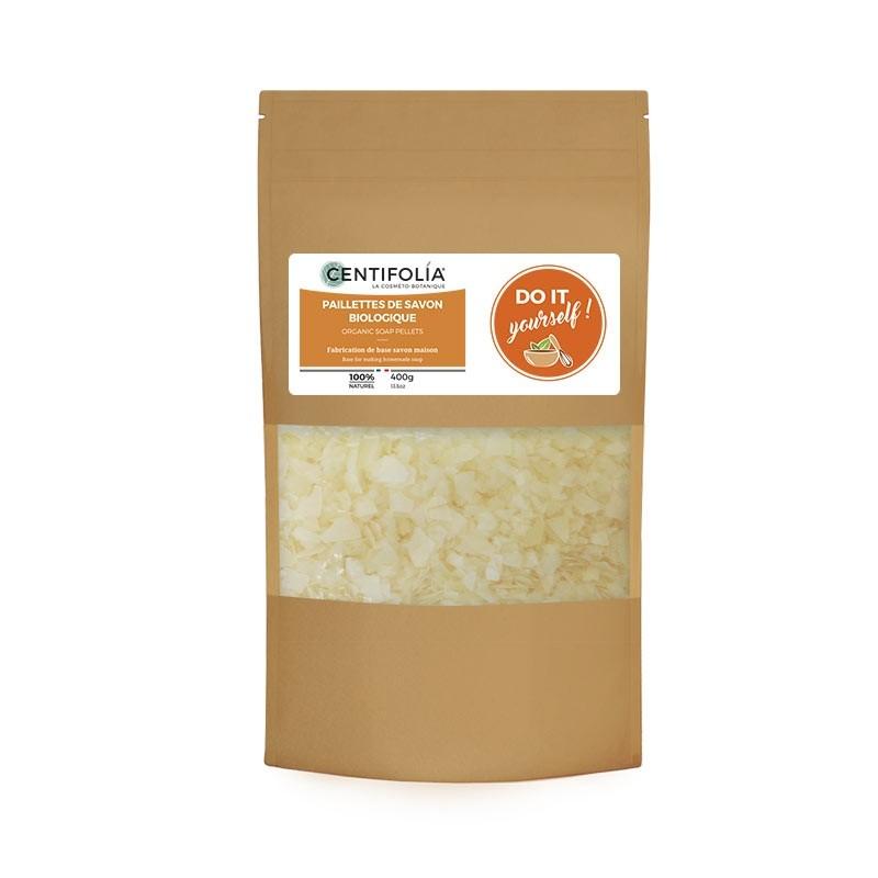 83% Organic soap pellets