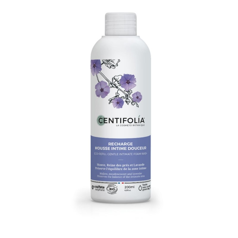 Gentle intimate foam wash - Eco-refill