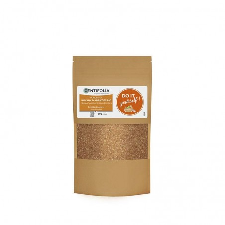 Organic apricots seeds powder