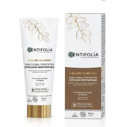 Global anti-ageing enzymatic exfoliator