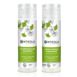 Achat Moisturising make-up removal duo Centifolia
