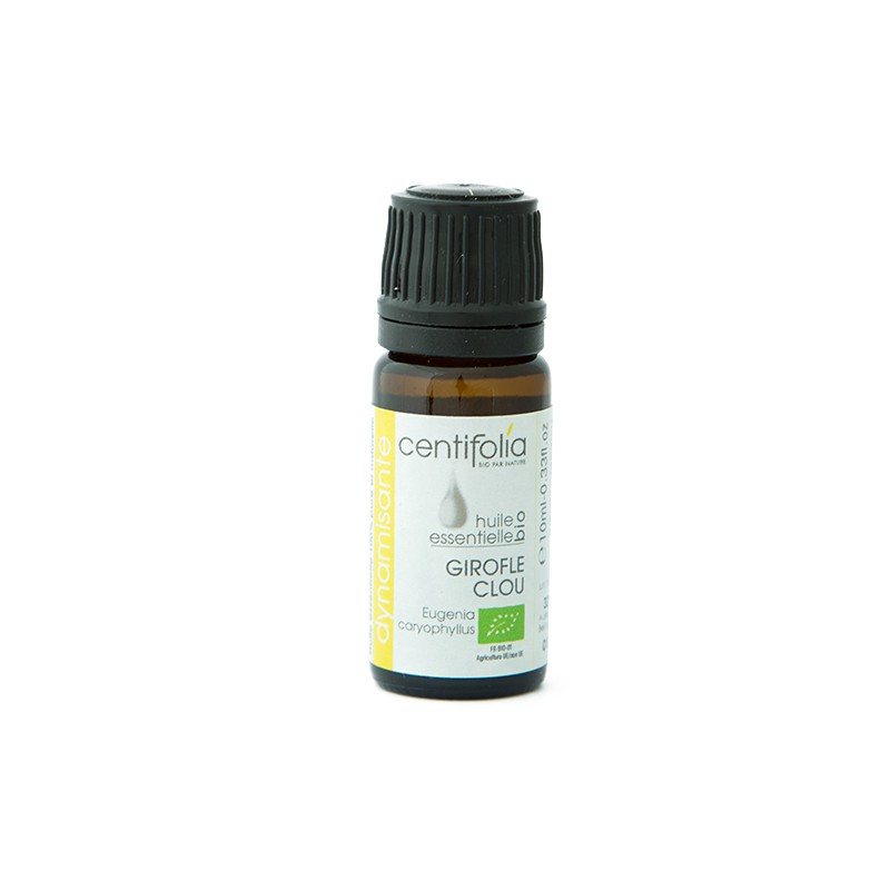 Organic CLOVE essential oil - 10ml
