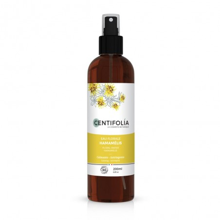 Witch Hazel organic floral water