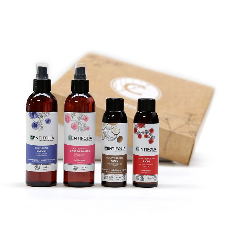 BOTANICAL TREASURES GIFT SET