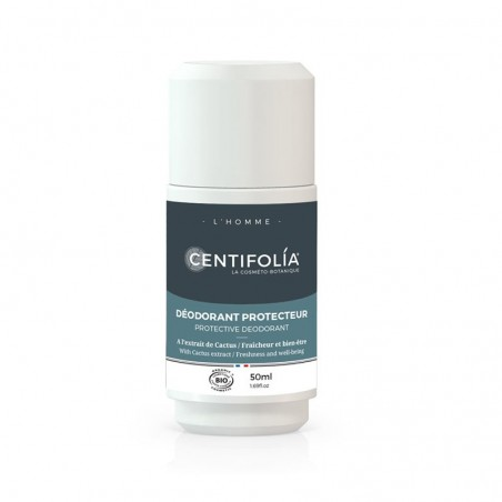 Protective deodorant