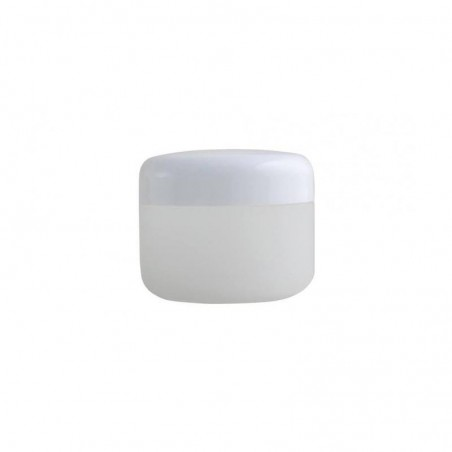 15ml jar with lid and cap