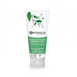 Masque exfoliant purifiant 3 en 1