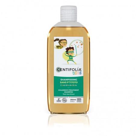 Schoolchildren's best friend shampoo