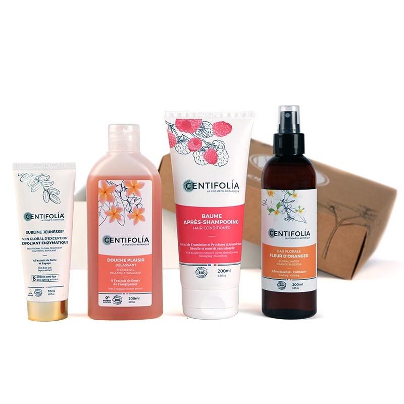 Box automne - Coffret soins cosmétiques