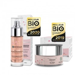 Éclat de Rose® Serum and Rich Cream duo