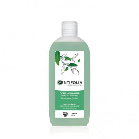 Refreshing & indulgent shower gel