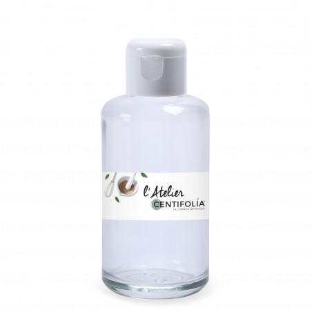 GLASS BOTTLE WITH CAP 100ml