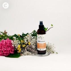 Eau florale biologique de fleurs d'Oranger