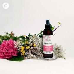 Achat Damask Rose organic floral water Centifolia
