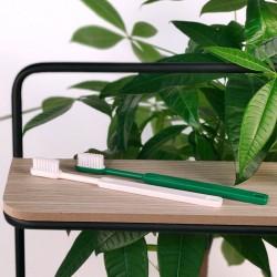 Achat Brosse à dents rechargeable verte - Souple Centifolia