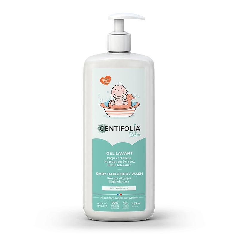 Achat Gel lavant bébé Centifolia
