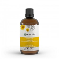 Skin care oil organic Daisy