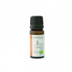 Organic TRUE LAVENDER essential oil - 10ml