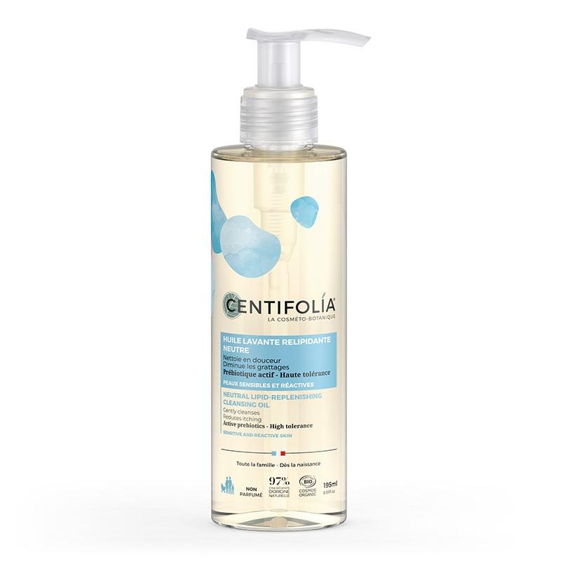Achat Neutral lipid-replenishing cleansing oil Centifolia