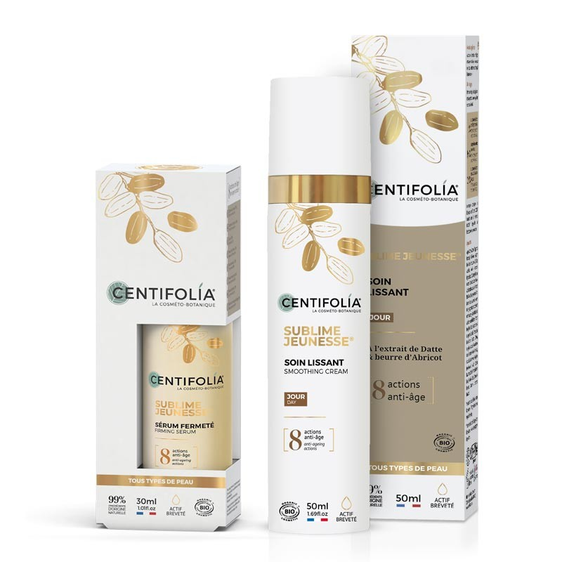 Achat Exception global treatment day and intensive serum duo Centifolia