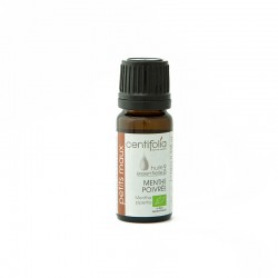 Organic PEPPERMINT essential oil - 10ml