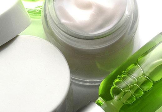 Les différentes galéniques ou textures des cosmétiques