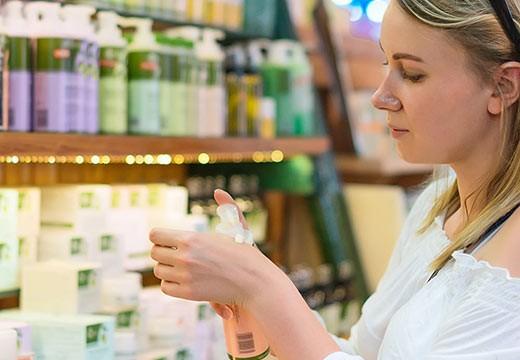 Choisir son produit cosmétique